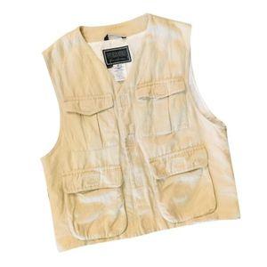RARE Vintage Versace Utility Vest